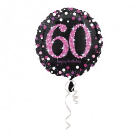 Palloncino Foil 60 Elegant Pink 43 cm