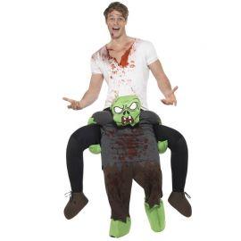 Disfraz a Caballito de Zombie para Hombre