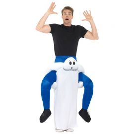 Disfraz a Hombros de Fantasma para Hombre