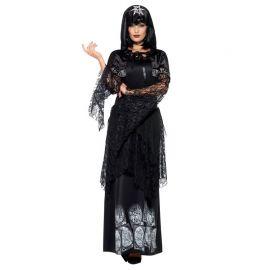 Disfraz de Dama Negra para Mujer