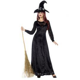Costume da Strega Deluxe per Donna