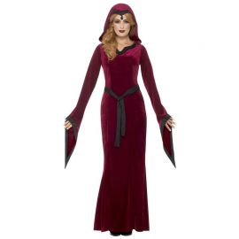 Costume da Vampira Medievale per Donna
