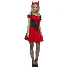 Disfraz de Diablilla Traviesa para Mujer