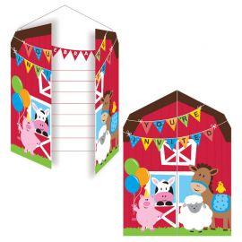 8 Inviti Farmhouse