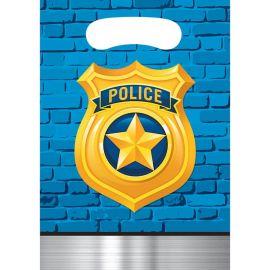 8 Sacchetti Polizia