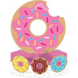 Centrotavola Donut Time