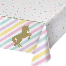 Tovaglia Unicorno Sparkle 259 x 137 cm