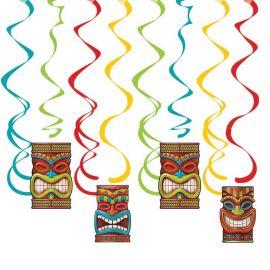 8 Ciondoli Tiki