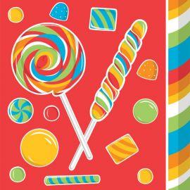 16 Tovaglioli Sugar Buzz
