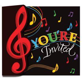 8 Inviti Musica
