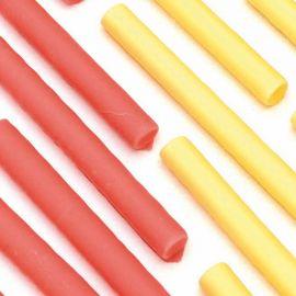 Bastoncini Marshmallow alla Fragola 150 Pz
