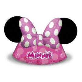 6 Cappelli di carta Minnie