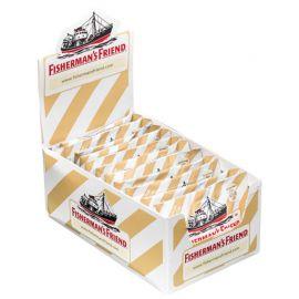 Fishermans Miele e Limone Balsamiche Senza Zucchero 12 Pz