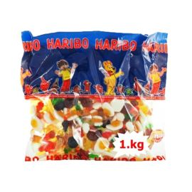 Mix di Caramelle Lucide Haribo 1 Kg