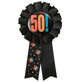 Coccarda 50 Anni Chevron