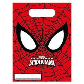 8 Sacchetti Spiderman Ultimate