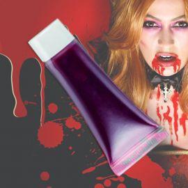 Tubetto di Sangue di Color Rosso