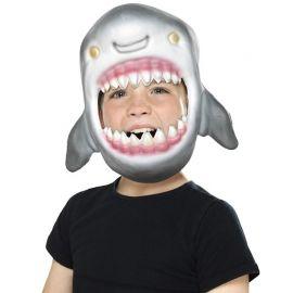 Máscara Cabeza de Tiburón para Niños