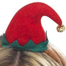Mini Cappello da Elfo Rosso