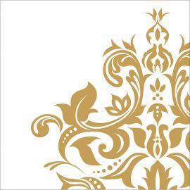 Tovaglioli Nozze d'Oro 33 cm