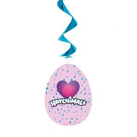 3 Decorazioni appese Hatchimals