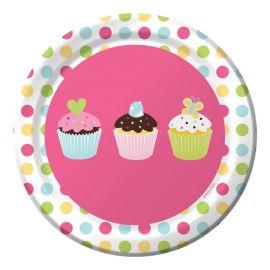 8 Piatti Sweet Treat 18 cm