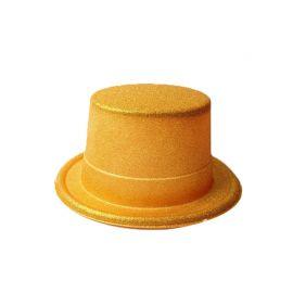 Cappello con Brillantini Metallizzato