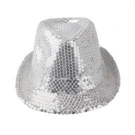 Cappello di Paillette Metallizzato