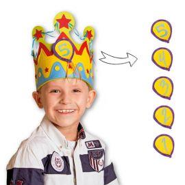 Corona per Compleanno 1-5 Anni