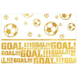 Tovaglia Calcio Gold 120 x 180 cm
