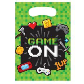 8 Sacchetti Videogiochi