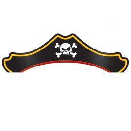 8 Cappelli del Tesoro dei Pirati