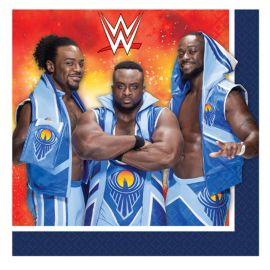 16 Tovaglioli WWE 33 cm