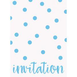 8 Inviti con Pois