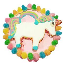 Torta di Caramelle di Unicorno