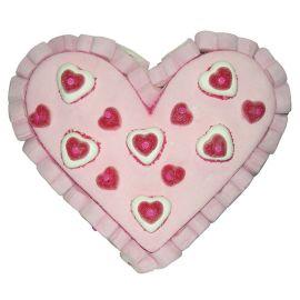Torta di dolci a forma di cuore