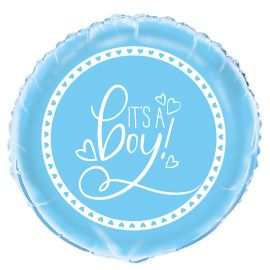 Palloncino It's a Boy Foil 46 cm