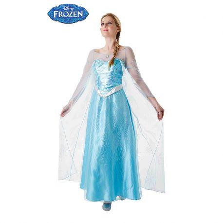 Costume da Elsa di Frozen