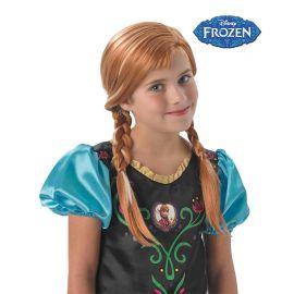 Parrucca di Anna Frozen