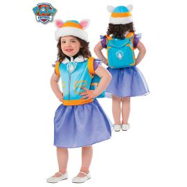 Costume Everest di Paw Patrol per Bambini