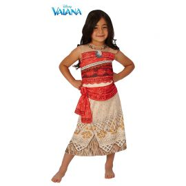 Costume Oceania di Vaiana Bambina