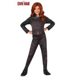 Costume da Black Widow per Bimba