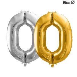 Palloncini Numero 0 Foil 86 cm