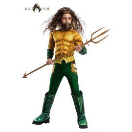 Vestito di Aquaman Premium per Bambini
