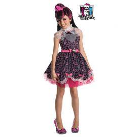 Vestito Draculaura Dolce Monster High Bimba