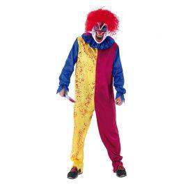 Vestito da Pagliaccio Psycho per Uomo