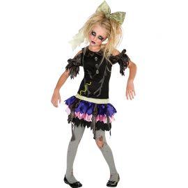 Costume da Zombie Doll per Bimba
