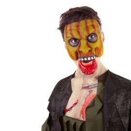 Media Máscara de Zombie