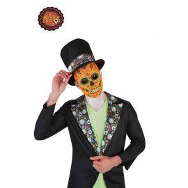Maschera di Catrín Giorno dei Morti