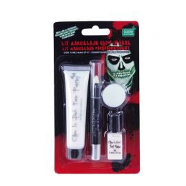 Set de Maquillaje Glow in Dark Brillante